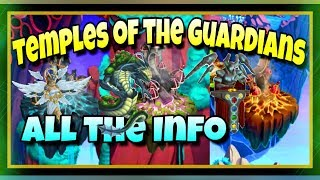 Monster Legends - Temples of the Guardians - Everything You Need to Know