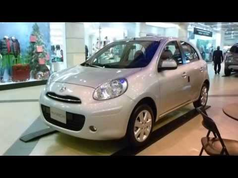 2013 Nissan March 2013 al 2014 video review Walkaround overview