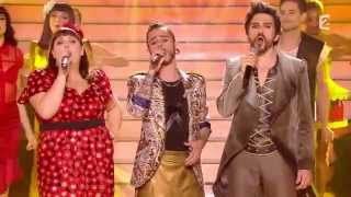 Love Circus -  Laissez entrer le soleil - Le Grand Show de Julien Clerc - France 2