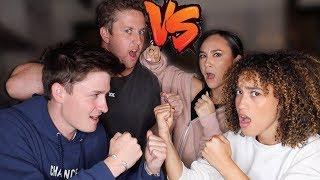 Who's The Better Duo?! Vs Franny & Nezza