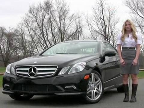 Roadfly.com - 2010 Mercedes-Benz E550 Coupe Review and Road Test