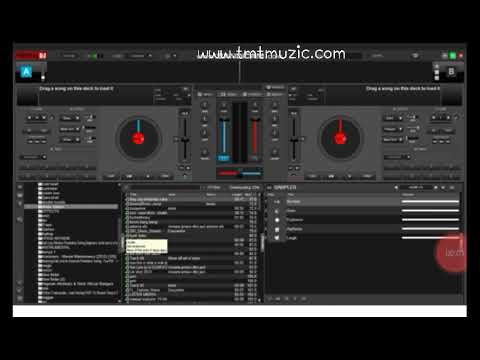 Download Dj Drops Make Your Own With Virtual Dj 8 Video 3GP Mp4 FLV