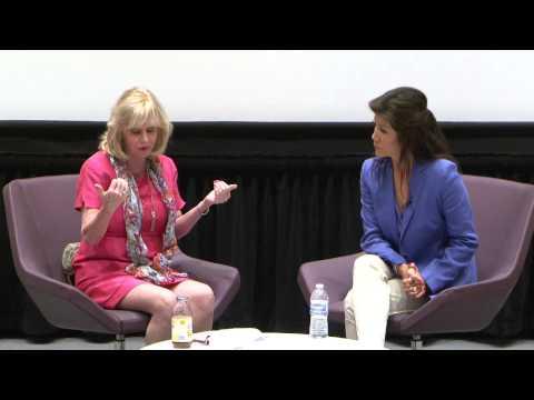 Julie Chen visit to USC Annenberg