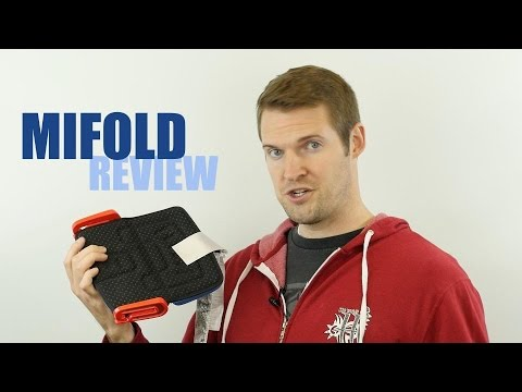mifold – the Grab and Go Booster | REVIEW