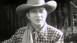 Tex Ritter - Streets of Laredo