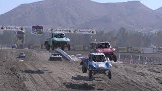Hailie Deegan Race Highlights LOORRS 5 & 6