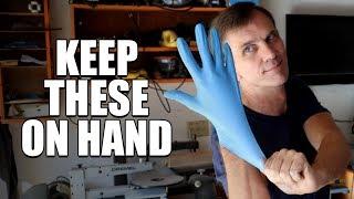 5 Woodworking Shop Essentials. (DON