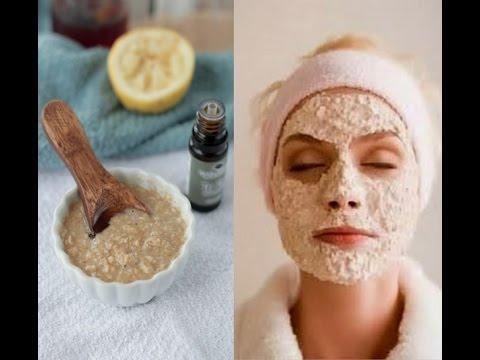 Alverde facial mask