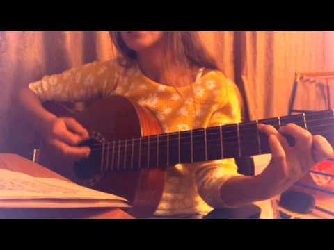 Яблоки на снегу  - с разбором на гитаре/ Михаил Муромов
