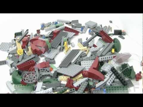 Vidéo LEGO Star Wars 8097 : Slave I