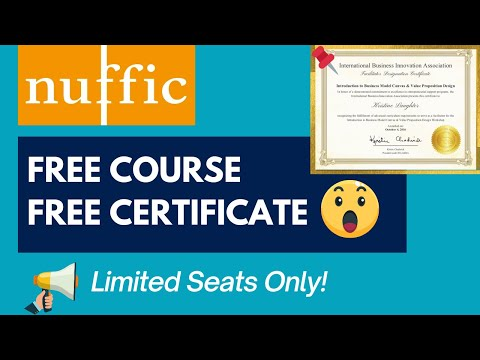 Free Online Global Entrepreneurship Course with Free Certificate ...
