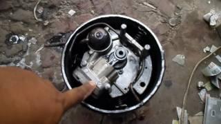 Desarmando compresor de refrigerador para el kilo¡¡¡¡¡