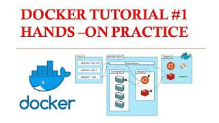 What is Docker ? | Docker tutorial | Docker architecture | hands on commands| docker tutorial #1