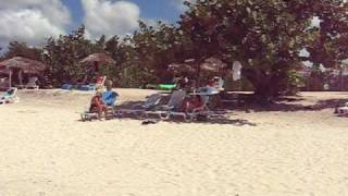 preview picture of video 'Playa Costa Verde - beach 27.10.2009'