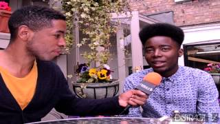 Distract TV Meet New Siul  R&B Singer Pierre Da Silva