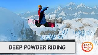 Snowboarding The Fourth Phase Official Red Bull Game