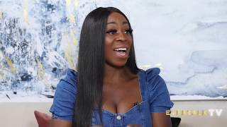 Basketball Wives Star OG Gives Advice On How To Deal With Drama | 2019 Exclusive Interview