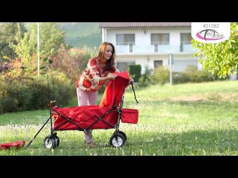TecTake - Foldable hand cart
