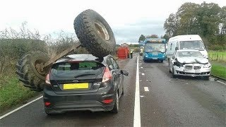 World Worst Drivers in Cars 2018 Ep.5