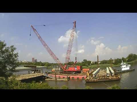 Watch Delaware DOT Building the Christina River Bridge
