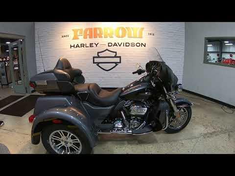 2021 Harley-Davidson Tri Glide Ultra FLHTCUTG