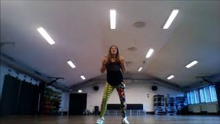 "pre cool down choreo by Irina Ohana ""wen the going gets tougth  ""-   boyzone"