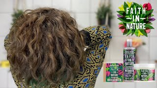 Curly Girl Methode mit Faith in Nature - CURLY GIRL METHODE