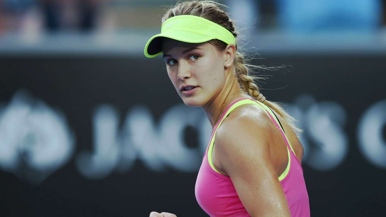 Female Tennis Player Asked To 'Twirl' By Journalist thumbnail