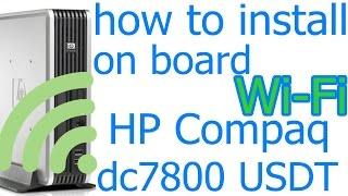 HP Compaq elite ultra slim desktop teardown - Самые лучшие видео