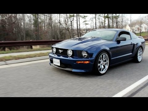 Hellion Turbocharged Mustang Review!
