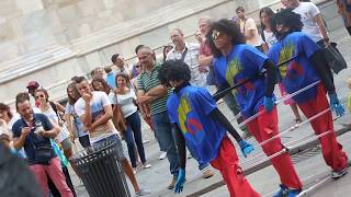preview picture of video 'Best Street Dance Performance Ever (Milan a Famous City of Italy)'