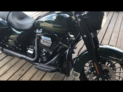 2019 Harley-Davidson FLHRXS - Road King Special