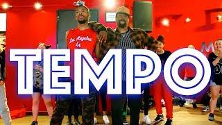 Lizzo   Tempo (feat. Missy Elliott) IG:@DidntInviteMe | JR Taylor Choreography