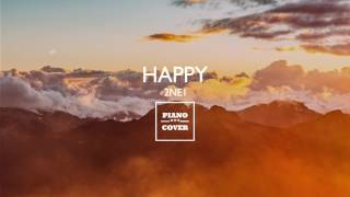 Happy - 2NE1 | Piano Cover