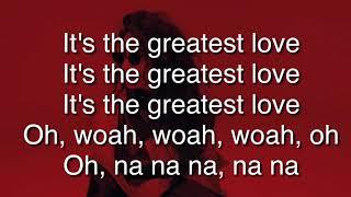 Ciara   Greatest Love ( Lyrics )