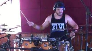 Sobre a Graça - Paulo Cesar Baruk (Drum Cover - David Telles)