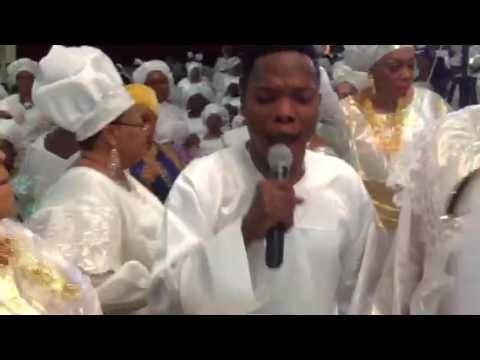 Mega 99 live for CCC Gospel of light parish London.....part 2