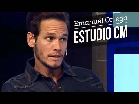 Emanuel Ortega video Entrevista - Estudio CM - 2014