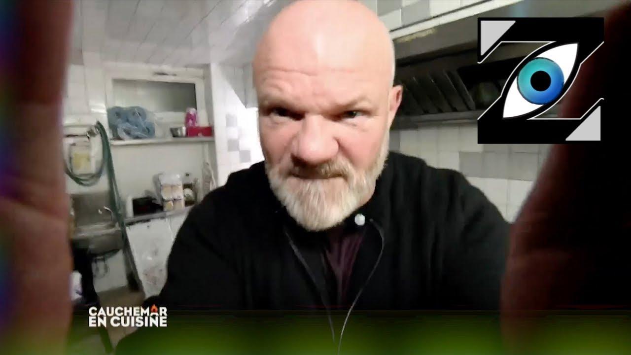 [Zap Télé] Philippe Etchebest à bout face à une cuisinière récalcitrante ! (23/09/21)