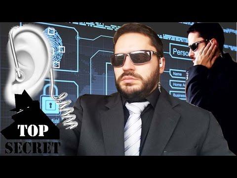 Cómo hacer Audifono Espia Servicio Secreto Guardaespaldas