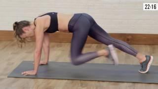 30-Minute Butt and Abs Pilates Bikini Workout   POPSUGAR Fitness