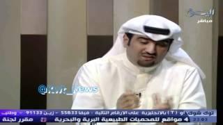 خالد الروضان المدير العام للشركة المنفذه للفيلم الوثائقي سوق المناخ بـ توك شوك مع محمد الوشيحي 14مايو2012