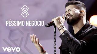 Dilsinho - Péssimo Negócio (Live)