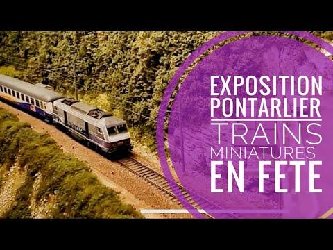 Trains miniatures en fête (Pontarlier)