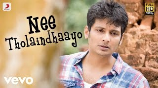 Kavalai Vendam - Nee Tholaindhaayo Tamil Video   Jiiva