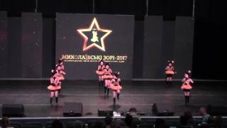 Студія класичного та єстрадного танцю «Акваврель» — «Джунгли»