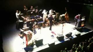 Josh Ritter and Royal City Band - Rattling Locks (clip) - Terminal 5 NYC 2/12/11