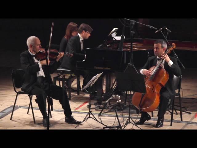 Mendelssohn: Trio Op. 49 (2° mov.)