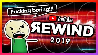 YouTube Rewind 2019 - Forgettable, Safe and Lazy [ROAR #38]