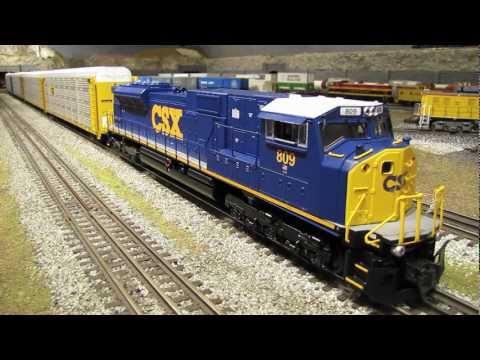Lionel Motor City Express Set